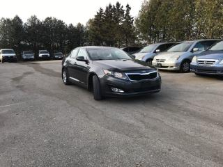 Used 2013 Kia Optima LX+ for sale in Waterloo, ON