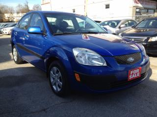 Used 2008 Kia Rio EX,CERTIFIED for sale in Scarborough, ON