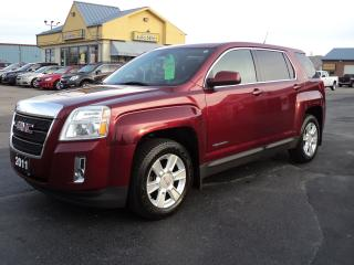 Used 2011 GMC Terrain SLE AWD BackUpCamera AluminumWheels for sale in Brantford, ON