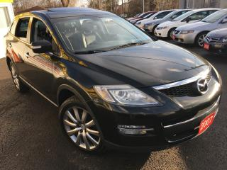 Used 2007 Mazda CX-9 GT / 7 Seater / Leather / Sunroof / Alloys + More! for sale in Scarborough, ON