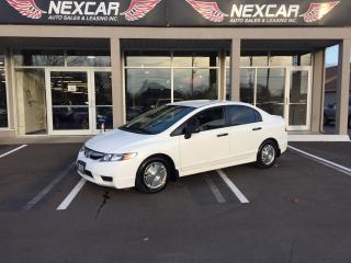 Used 2010 Honda Civic DX-G AUTO A/C CRUISE  249K for sale in North York, ON