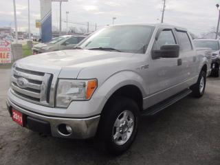 Used 2011 Ford F-150 XLT for sale in Hamilton, ON