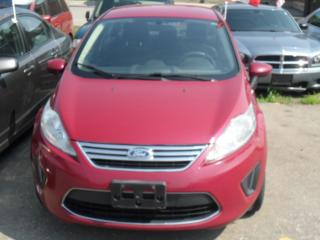 Used 2011 Ford Fiesta for sale in Brampton, ON