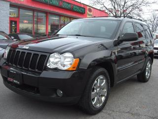 Used 2008 Jeep Grand Cherokee Laredo Diesel 4X4 for sale in London, ON