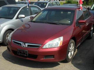 Used 2006 Honda Accord for sale in Brampton, ON