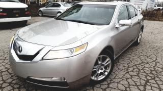 Used 2009 Acura TL w/Nav Pkg for sale in Markham, ON