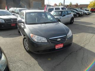 Used 2007 Hyundai Elantra for sale in Brampton, ON