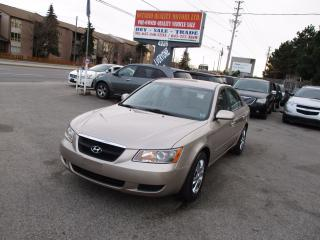 Used 2007 Hyundai Sonata GLS for sale in Scarborough, ON