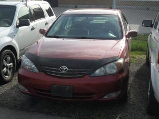Used 2003 Toyota Camry for sale in Brampton, ON