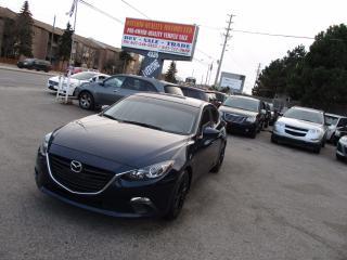 Used 2014 Mazda MAZDA3 GS-SKY-FULLY LOADED!!! for sale in Scarborough, ON