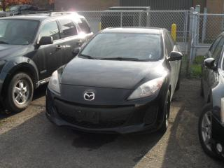 Used 2012 Mazda MAZDA3 for sale in Brampton, ON