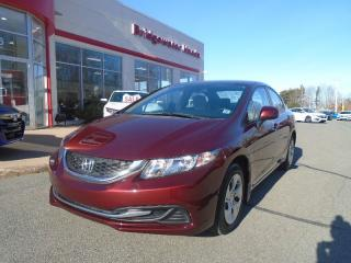 Used 2013 Honda Civic LX for sale in Bridgewater, NS