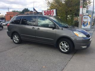 Used 2004 Toyota Sienna AWD,LE,214KM,SAFETY+3YEARS WARRANTY INCLUDED for sale in North York, ON