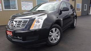Used 2013 Cadillac SRX Luxury AWD-PAN ROOF-BACK UP CAMERA-HEATED LEATHER for sale in Tilbury, ON