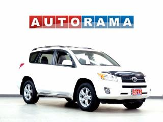 Used 2012 Toyota RAV4 SPORT PKG 4WD SUNROOF BLUETOOTH for sale in North York, ON