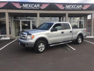Used 2014 Ford F-150 XLT AUTO 4WD CREW CAB 171K for sale in North York, ON