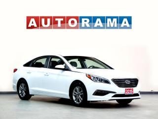 Used 2015 Hyundai Sonata BACKUP CAMERA BLUETOOTH for sale in North York, ON