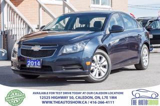 Used 2014 Chevrolet Cruze 1LT | NO ACCIDENT | SERVICE RECORD for sale in Caledon, ON