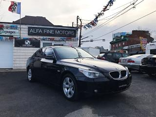 Used 2005 BMW 530i PREMIUM PKG LOW KM ((CERTIFIED)) for sale in Hamilton, ON