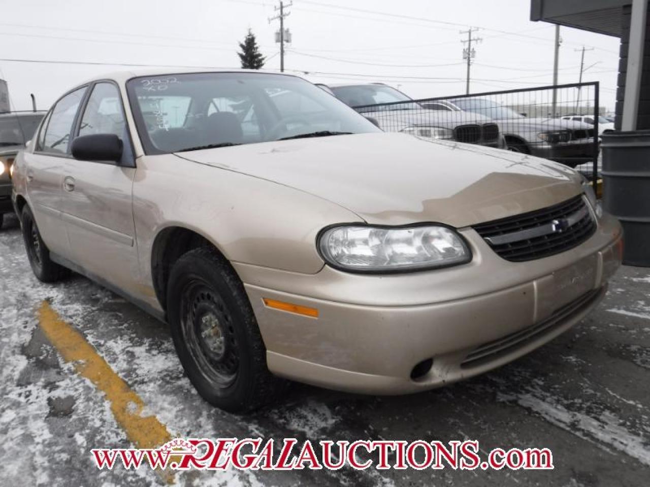 Photo of Tan 2002 Chevrolet MALIBU BASE 4D SEDAN