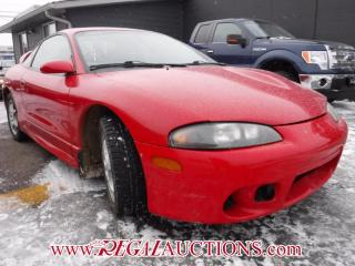Used 1999 Mitsubishi ECLIPSE GS HATCHBACK 2-DR for sale in Calgary, AB