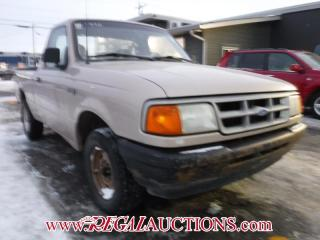 Used 1996 Ford RANGER  REGULAR CAB PICKUP 2-DR for sale in Calgary, AB