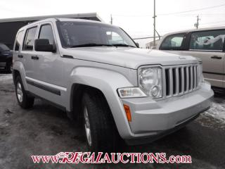 Used 2012 Jeep Liberty Sport 4D Utility 4WD for sale in Calgary, AB