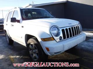 Used 2005 Jeep LIBERTY LIMITED 4D UTILITY for sale in Calgary, AB