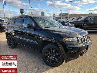 Used 2017 Jeep Grand Cherokee LAREDO ALTITUDE**POWER SUNROOF** for sale in Mississauga, ON
