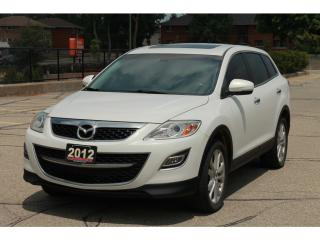 Used 2012 Mazda CX-9 GT NAVI | AWD | 7 Passenger | Leather for sale in Waterloo, ON