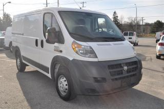Used 2014 RAM 1500 ProMaster Low Roof for sale in Aurora, ON