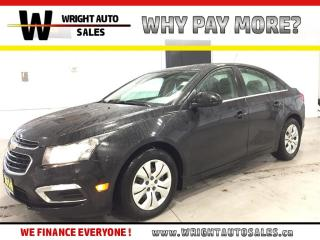 Used 2016 Chevrolet Cruze LT|TRACTION CONTROL|BACKUP CAMERA|37,952 KMS for sale in Cambridge, ON