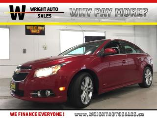 Used 2011 Chevrolet Cruze LT|TRACTION CONTROL|AIR CONDITIONING|96,406 KMS for sale in Cambridge, ON