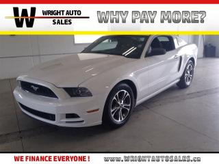 Used 2014 Ford Mustang TRACTION CONTROL|ALLOY WHEELS|58,889 KMS for sale in Cambridge, ON