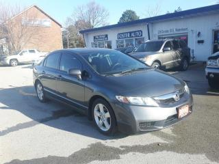 Used 2010 Honda Civic LX Sedan for sale in Waterdown, ON