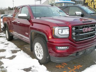 Used 2016 GMC Sierra 1500 SLE for sale in Owen Sound, ON
