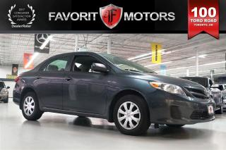 Used 2011 Toyota Corolla CE | CONVENIENCE PKG | POWER WINDOWS for sale in North York, ON