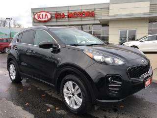 Used 2017 Kia Sportage LX AWD for sale in Woodstock, ON