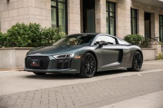 Used 2017 Audi R8 5.2 V10 plus for sale in Vancouver, BC