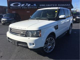 Used 2012 Land Rover Range Rover SPORT HSE for sale in St Catharines, ON