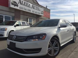 Used 2012 Volkswagen Passat 2.5l SE, Lady driven. certified and e-tested for sale in North York, ON