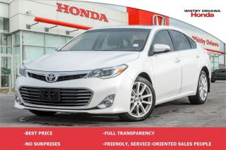 Used 2015 Toyota Avalon XLE | Automatic for sale in Whitby, ON