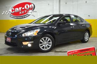 Used 2013 Nissan Altima Only 68,000 km . SUPER CLEAN for sale in Ottawa, ON