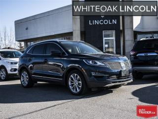 Used 2015 Lincoln MKC NAV, SELECT PLUS, CLIMATE PKG for sale in Mississauga, ON