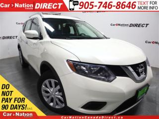 Used 2015 Nissan Rogue BACK UP CAMERA| ONE PRICE INTEGRITY| for sale in Burlington, ON
