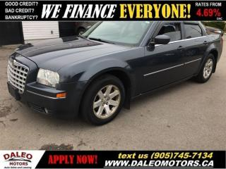 Used 2007 Chrysler 300 TOURING | SUNROOF | LEATHER for sale in Hamilton, ON