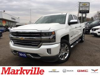 Used 2016 Chevrolet Silverado 1500 High Country for sale in Markham, ON