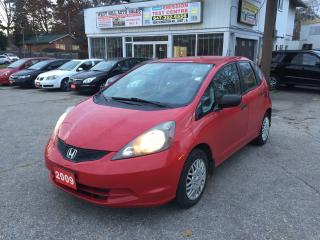 Used 2009 Honda Fit DX-A for sale in Scarborough, ON
