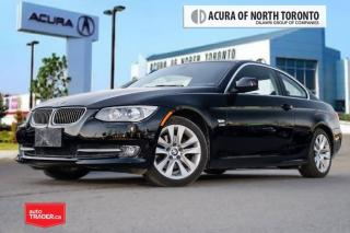 Used 2012 BMW 328i Xdrive Coupe Just Arrivedlow KM| for sale in Thornhill, ON