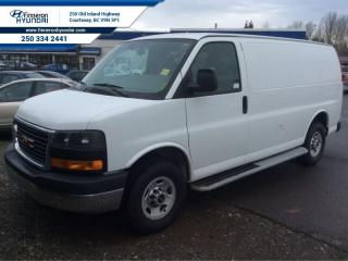 Used 2015 GMC Savana Cargo Van 2500 Cargo  Air Conditioning, Power group for sale in Courtenay, BC